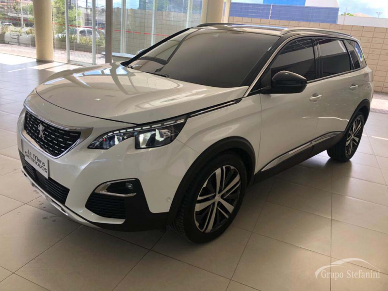 PEUGEOT 5008 5008 1.6 THP GRIFFE PACK