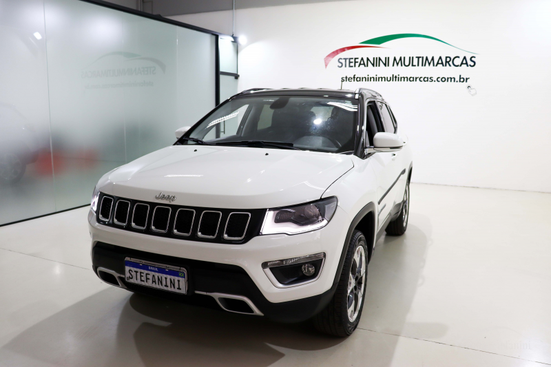 JEEP COMPASS COMPASS 2.0 TDI LIMITED 4WD (AUT)