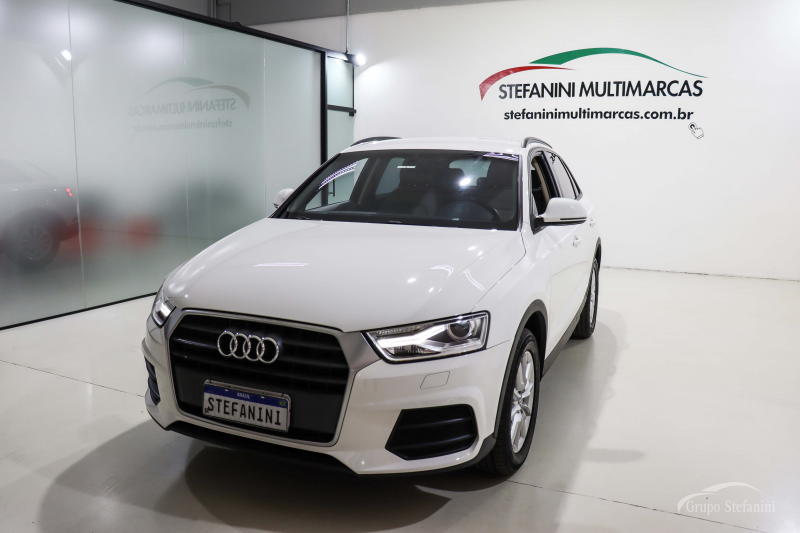 AUDI Q3 Q3 1.4 TFSI ATTRACTION S TRONIC (FLEX)
