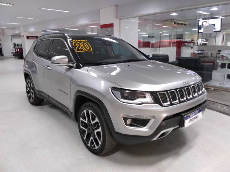 JEEP COMPASS COMPASS 2.0 TDI LIMITED 4WD